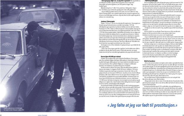 Erlik Oslo prostiusjon
